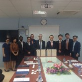 USTH signs MOU with Hanyang University, South Korea