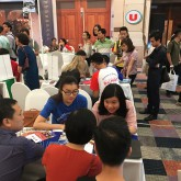 USTH participated in the 2018 French Higher Education Fair