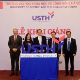 USTH announced a new logo and brand identity