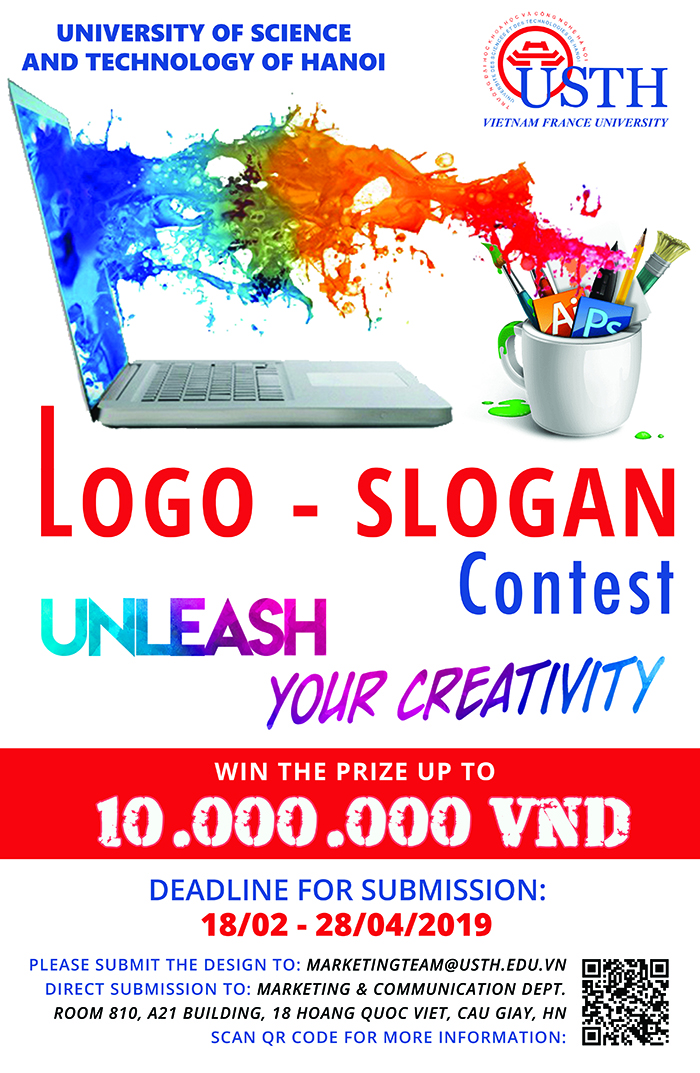 USTH Logo and Slogan contest