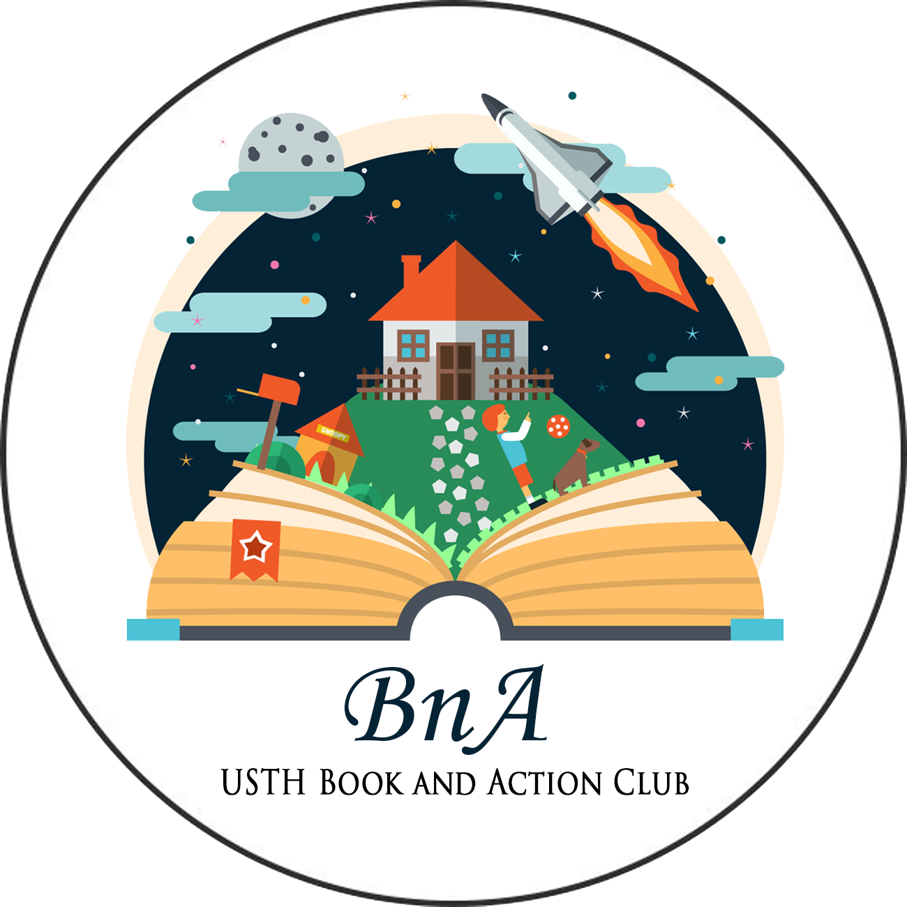 BnA - Book and Action Club