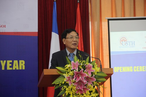 Prof. Dr. Pham Vu Luan – Minister of Education and Training of Vietnam